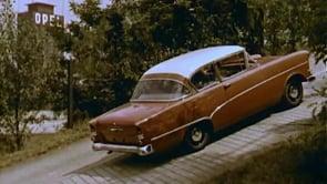 Olympia Rekord P1 1957