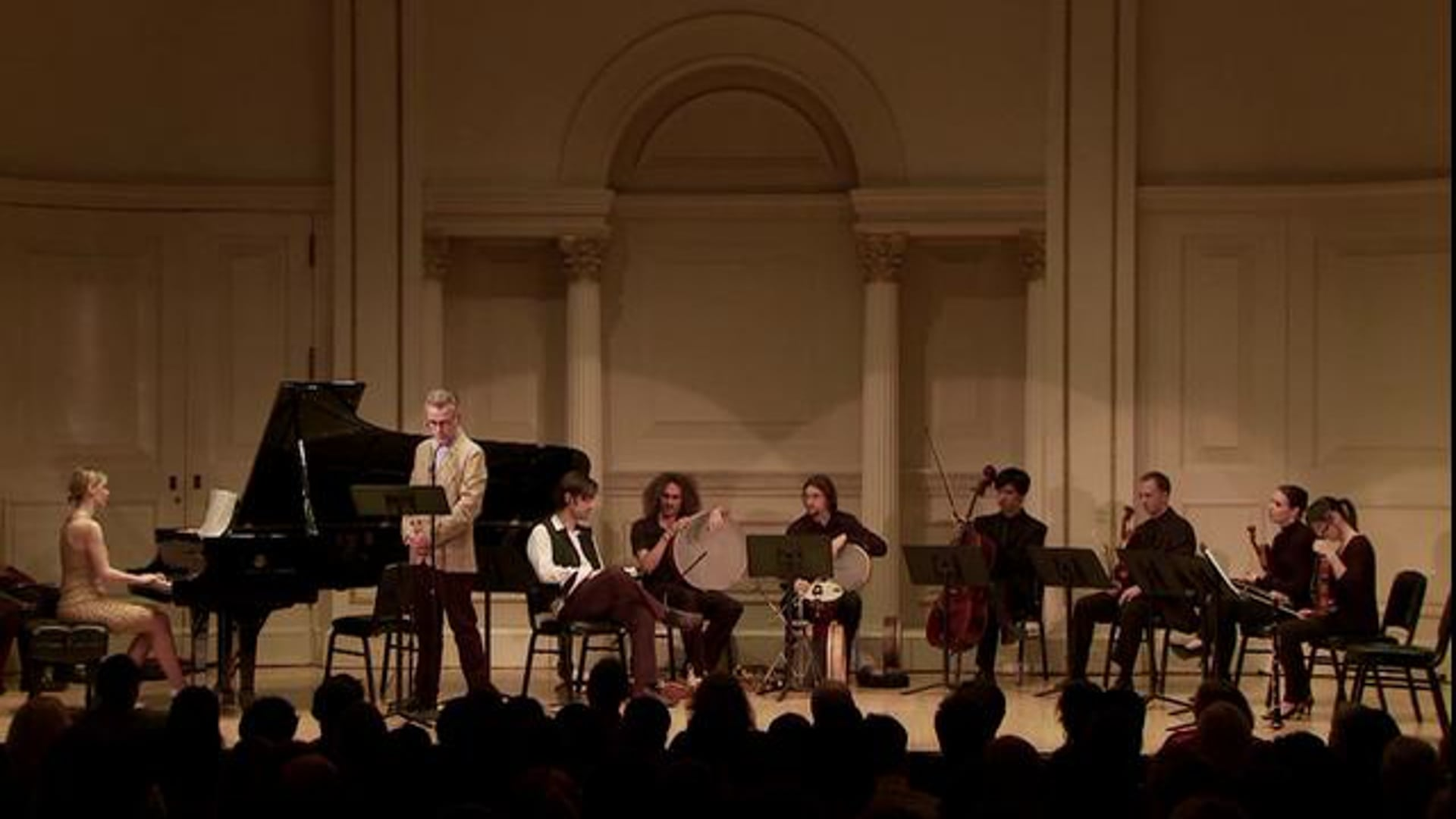 Love Is The Way - feat. Ian Buchanan (@Carnegie Hall)