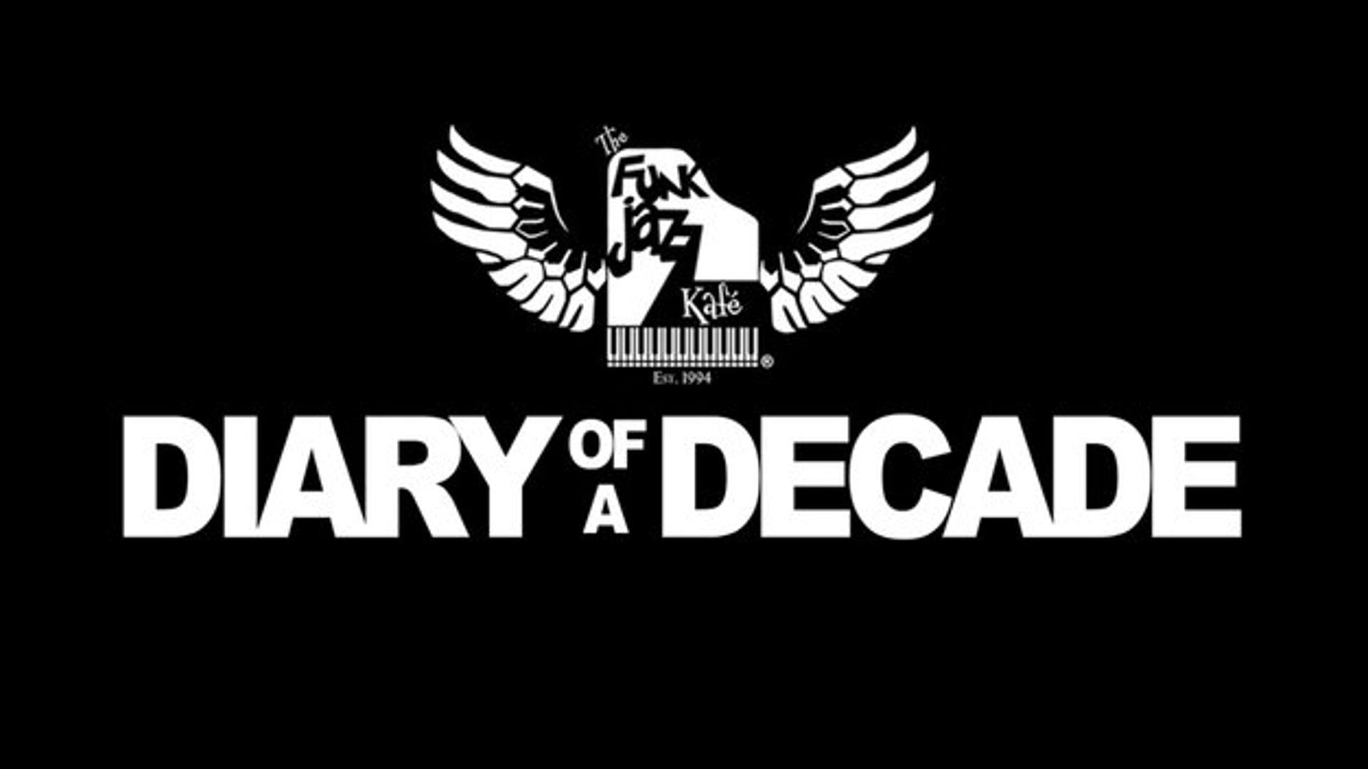 """FunkJazz Kafé: DIARY OF A DECADE"" [Extended Movie Trailer]"