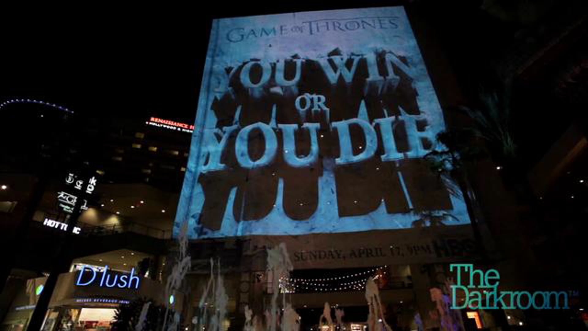Game of Thrones, Hollywood