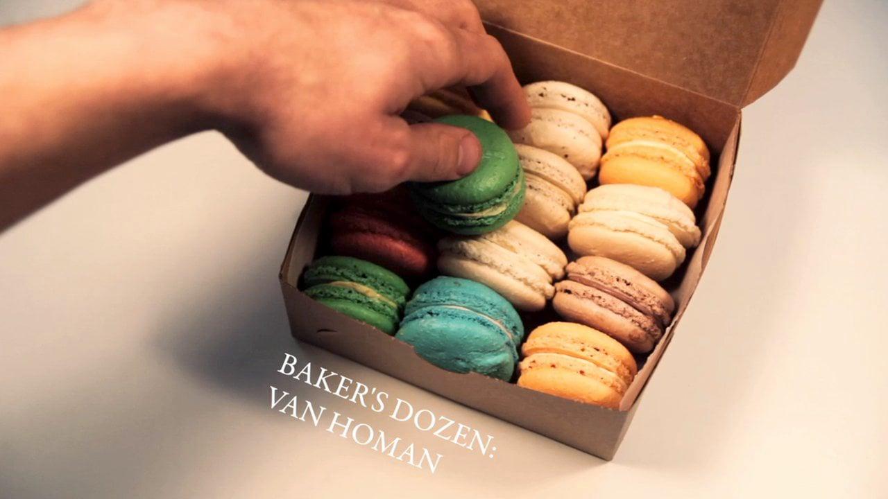 BAKER'S DOZEN: VAN HOMAN