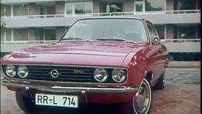 Manta A 1970 - Egon hat einen neuen Wagen