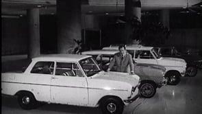 Kadett A 1962 - Modellvarianten