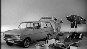 Kadett A 1962 - CarAVan 1000