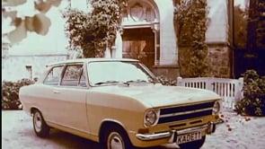 Kadett B 1971 - 1,2mit60PS Trauung