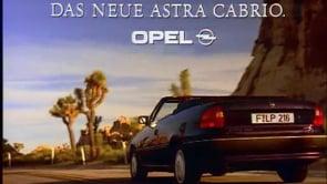 Astra Cabrio 1993 - Hot City