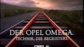 Omega A Caravan 1991 - Gllühende Schiene