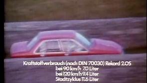 Rekord E 1977 - Fahrt durch die Berge Leuchtturm