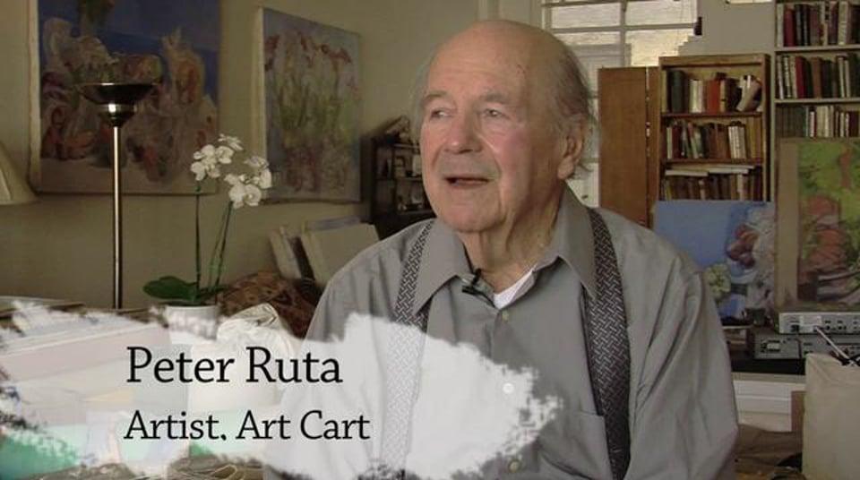 ART CART: SAVING THE LEGACY (2011)