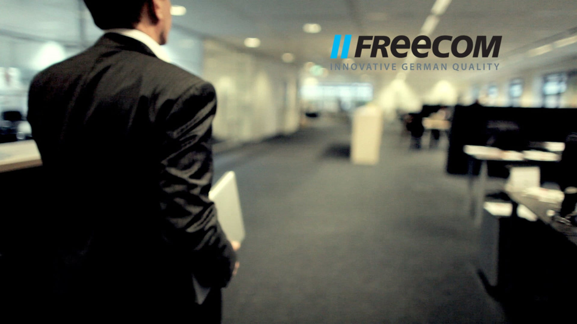 Freecom Bedrijfsfilm Amsterdam