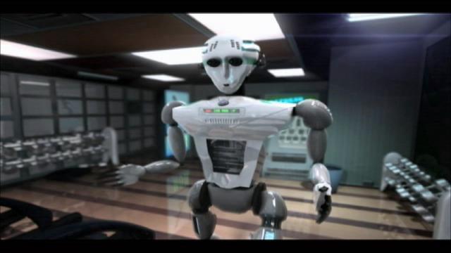Roboto - TV Spot