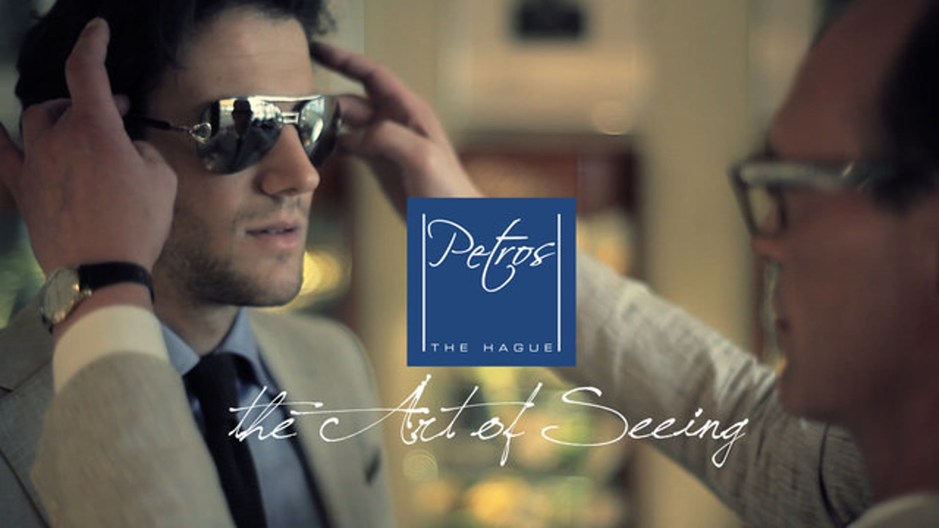 Petros the Hague manufacturing video