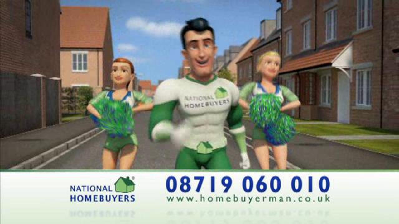 Homebuyer Man 2011