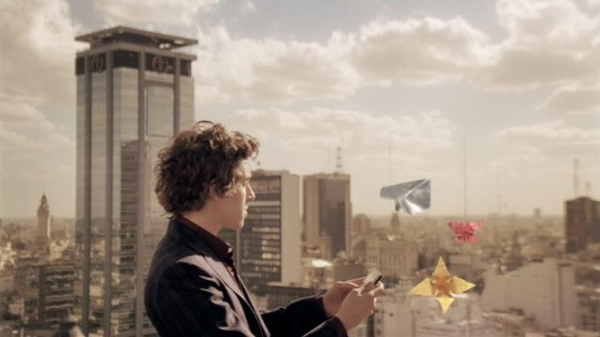 """Sony Ericsson """"Paper Planes"""""""