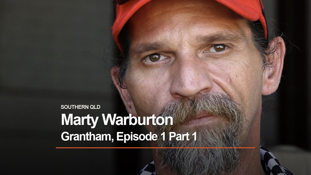 Aftermath: Marty Warburton, Episode 1 Part 1