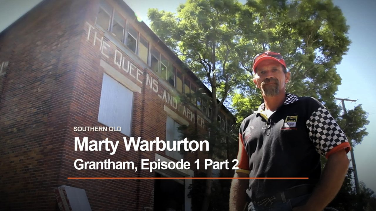 Aftermath: Marty Warburton, Episode 1 Part 2