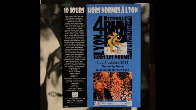 4ème BIENNALE HORS NORME, avec Loren...