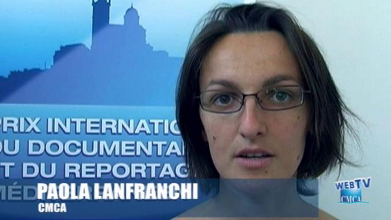 Paola Lanfranchi - Coordinatrice Primed CMCA