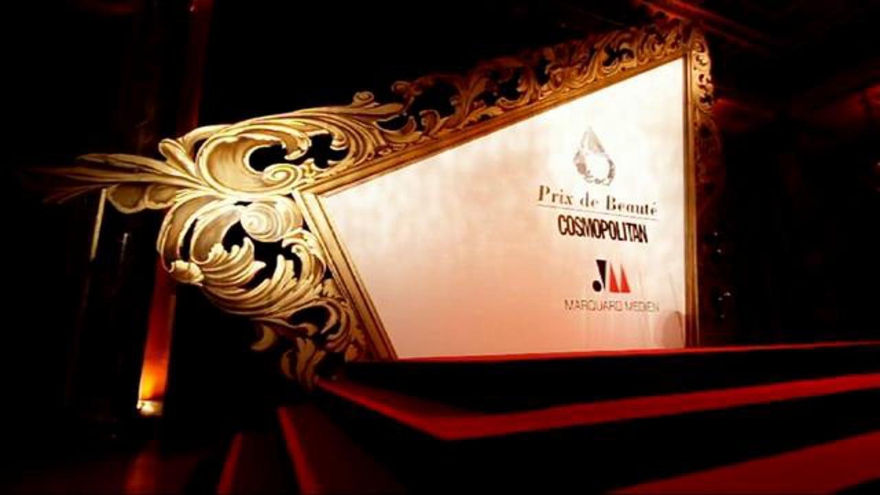 Prix de Beauté 2011 - Preisverleihung
