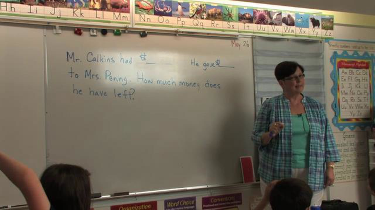 Teaching Problem Solving & Problem Posing Gr2