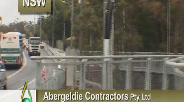 HAZELBROOK SUSPENDED SKYWALK BRIDGE