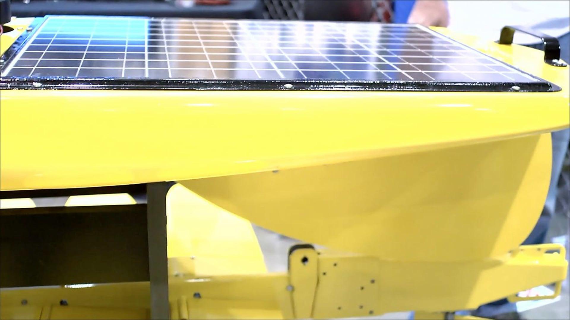 Liquid Robotics Waveglider: Roger Hine