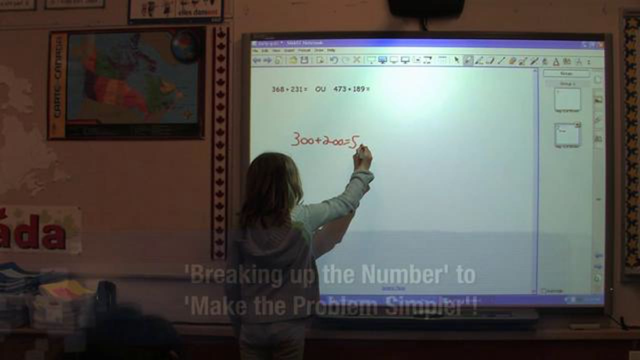 Adding Multi Digit Numbers Without Regrouping