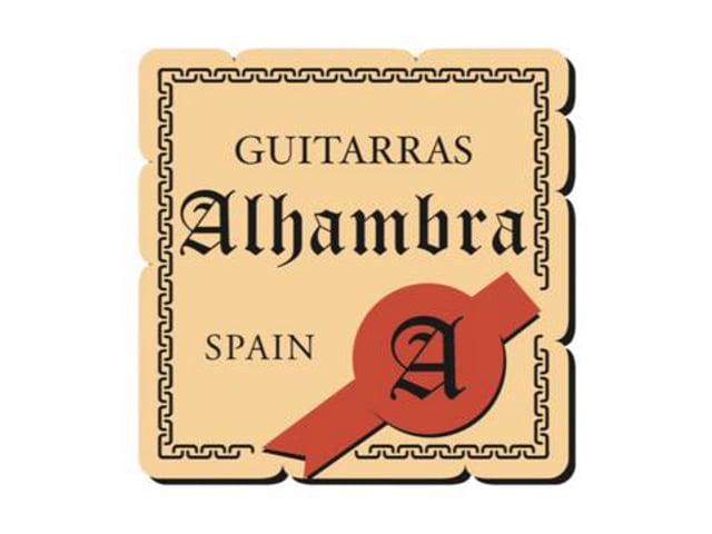 Philippe Bertaud on Alhambra Guitars (English Subtitles)