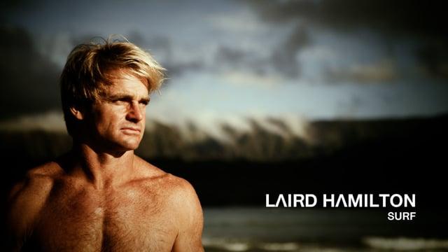 OXBOW TEAM UNLIMITED: LAIRD HAMILTON