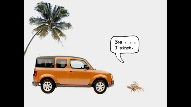 Honda Element Crab