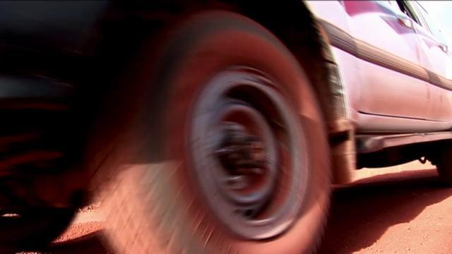 Cotton Trek Trailer