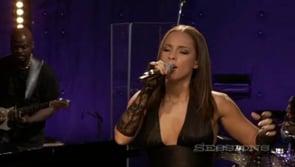 Alicia Keys @ AOL
