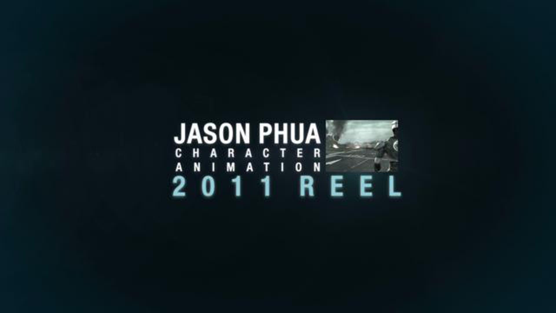 2011 Character Animation Demo Reel