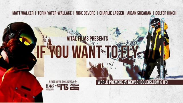 """Vital Films – """"If You Want To Fly"""" from Vital Films"""