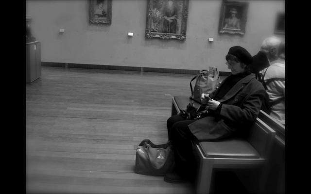 Madeleine Lambert expose à la galerie Jean-Louis Mandon