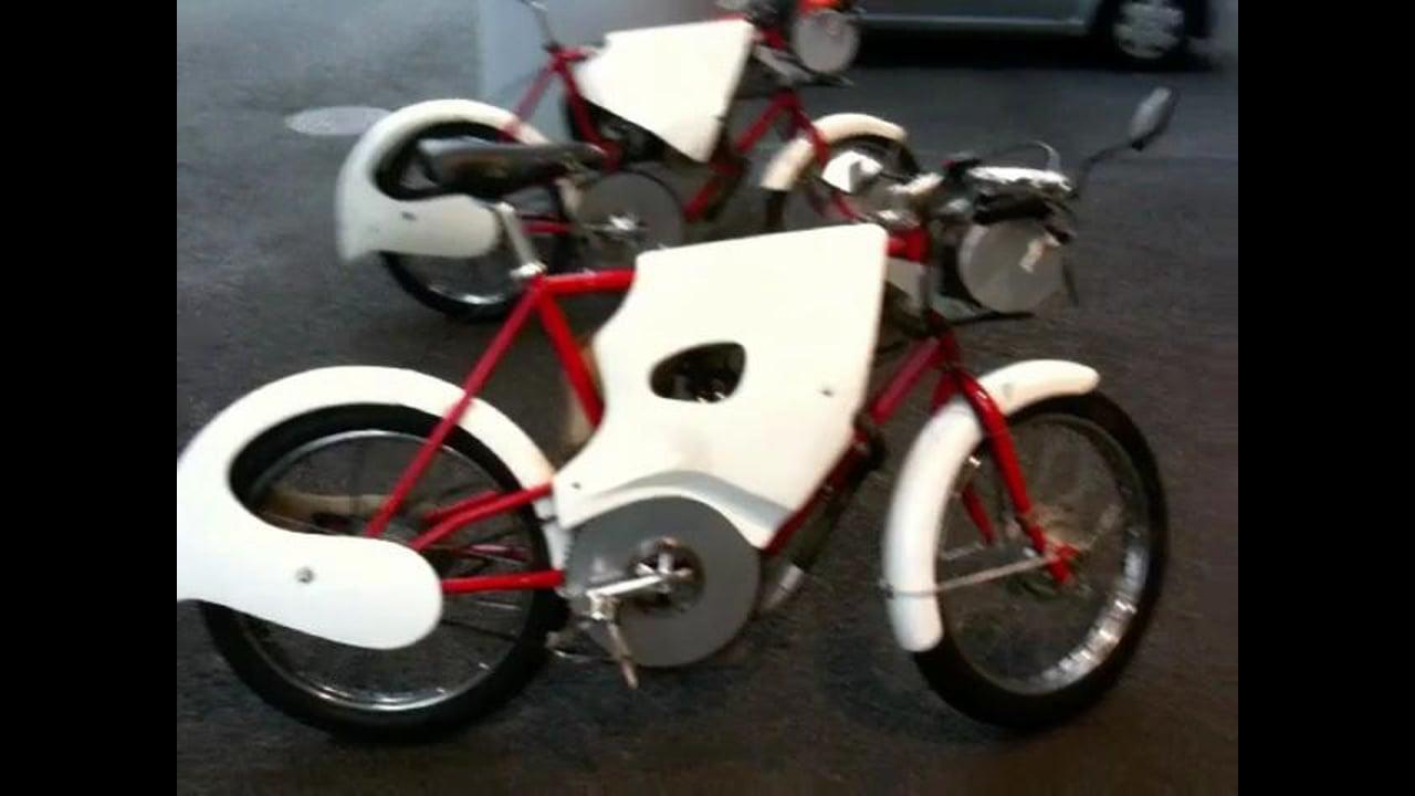 Leading bikes, hand built in Japan