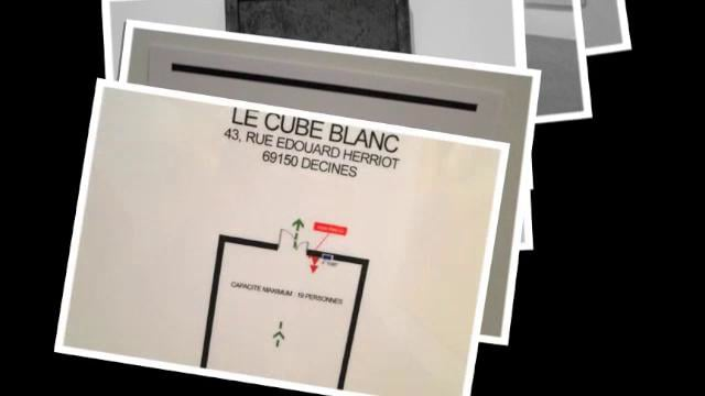 VEDUTA : LE CUBE BLANC