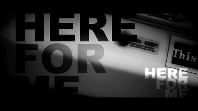 HERE FOR ME (BOOTLEG) Music Video