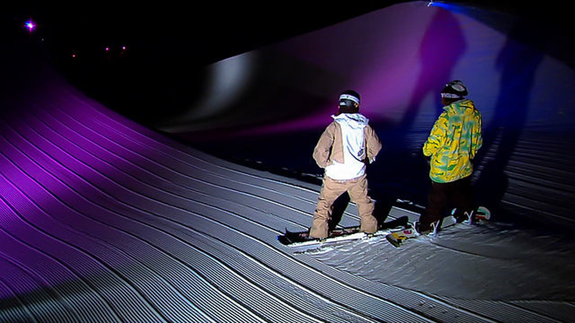 ACTION SPORTS:  Shaun White/Kevin Pearce - Picture This | 2012