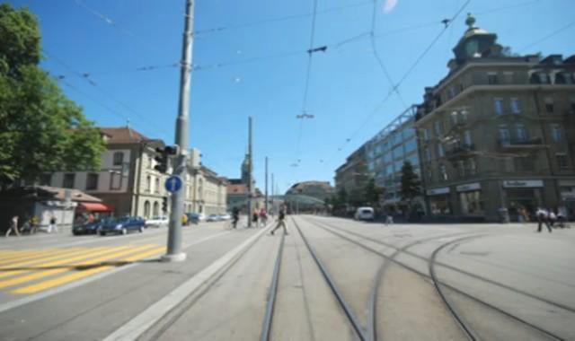 Timelapse Tram Ride