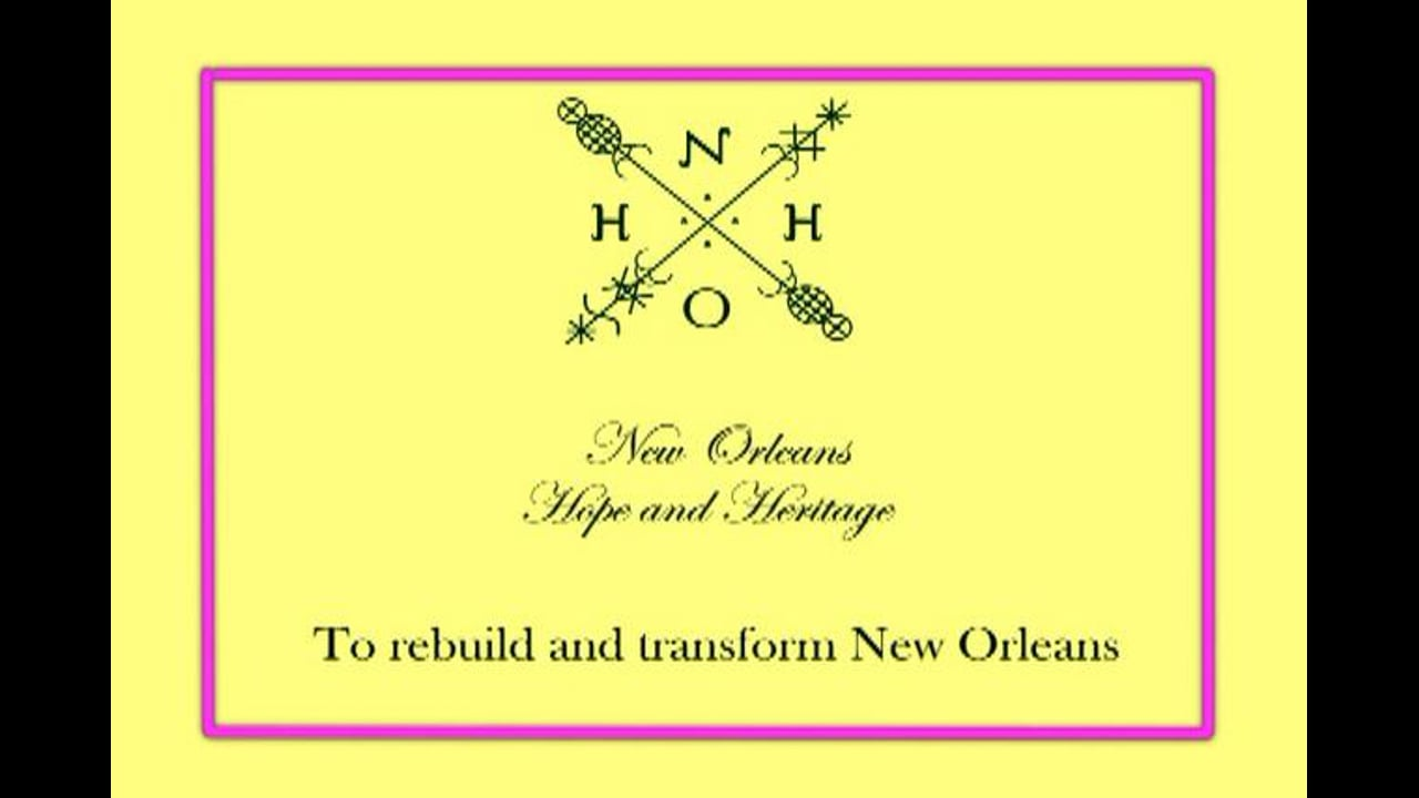 New Orleans is Guinen