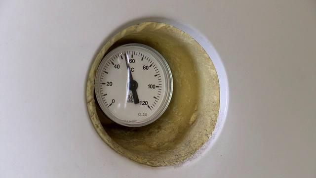 The Temperature Gauge