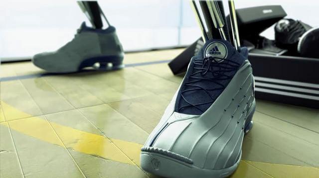 CG DP: Adidas - Mechanical Legs