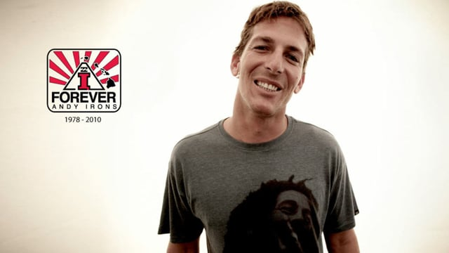 Andy Irons from Billabong