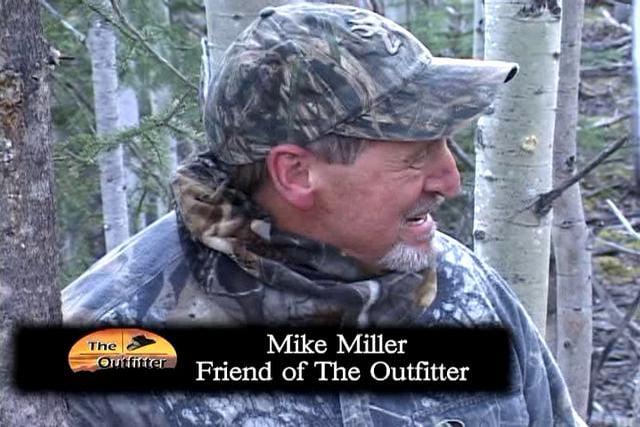 Alberta Bear Hunt with Mike Miller