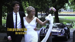 Impressie bruiloft