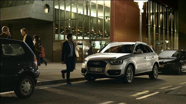 Audi Q3 Nuevos tiempos