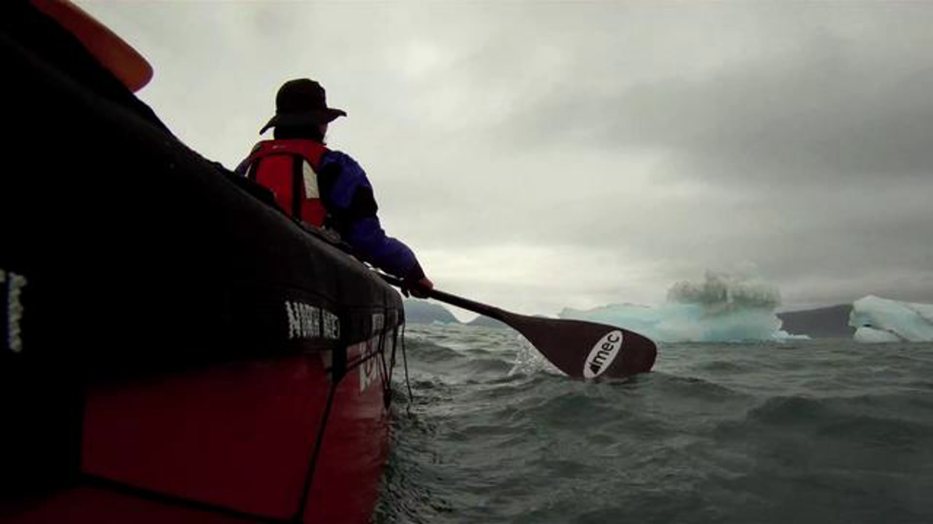 Valdez to Whittier: A Family Canoe Expedition