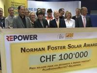 Solarpreisverleihung 2011