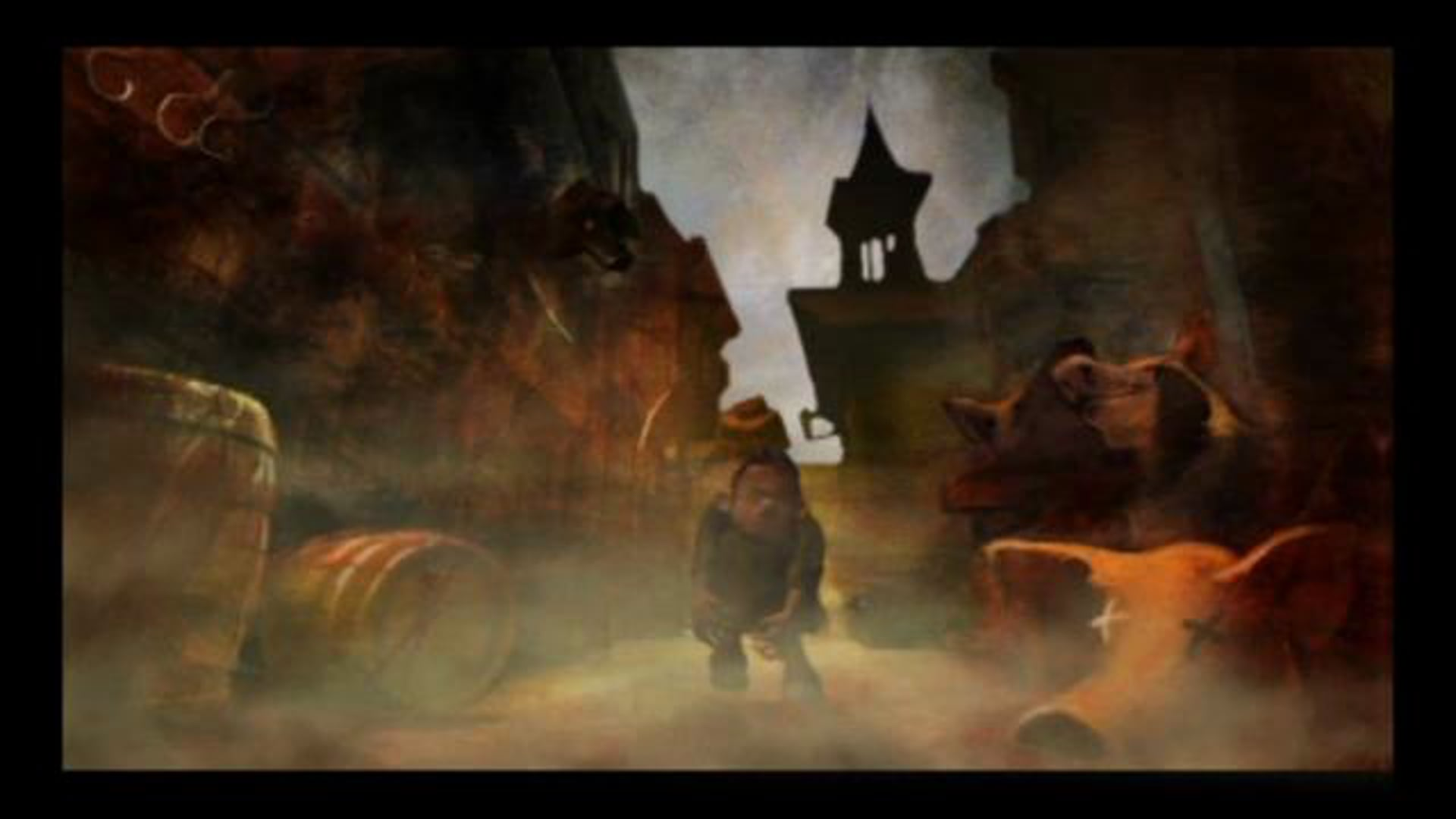 HOOKY THE CRIPPLE - korte film